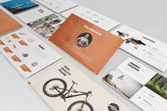 Bicycle Google Slides Template Product Image 3