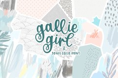 Gallie Girl Product Image 1