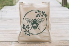 Bee SVG Bundle, Bumble bee SVG, Bees SVG, Bee SVG Product Image 4