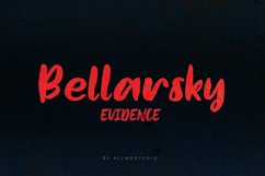 Bellarsky Evidence Product Image 1