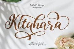 Kitahara Script Product Image 1