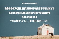 Dextone Typeface Product Image 5