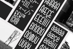 Among-Sans Serif Font Product Image 8