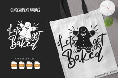 Let's Get Baked | Lettering Quotes Product Image 1