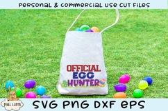 Official Egg Hunter Easter SVG Product Image 1