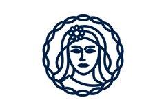 beauty woman logo Product Image 1