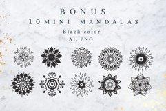 10 Mandala Laces. Bonus Product Image 5