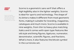 Scorno Product Image 3
