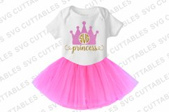 Princess Crown SVG Product Image 3