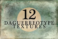 Daguerreotype Textures Product Image 1