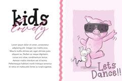 Kidsfun Cute Slab Serif Font Product Image 3
