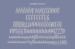 Moonsticky Handwritten Font Product Image 12