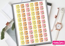 Student Planner Stickers Product Image 1