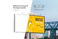 Billboard Animated Mockups Bundle Product Image 1