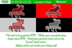 Canada in Plaid - Moose Product Image 3