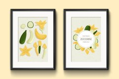 Hand drawn vegetable vector collection Product Image 4