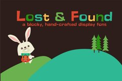 LD Lost and Found Product Image 1