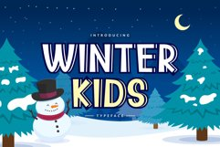 WINTER KIDS Product Image 1