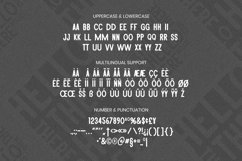 Zucca Font Product Image 5