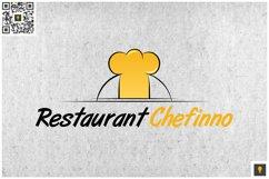 Restaurant Chefinno Logo Logo