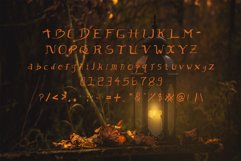 Ajazil Font Product Image 5