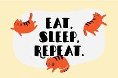 Sleepy Fat Cat Product Image 6