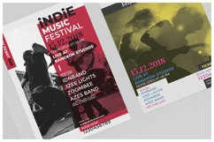 Music Festival Flyer Template Product Image 4