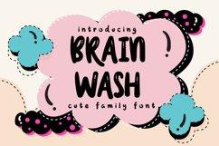 Brain Wash Product Image 1