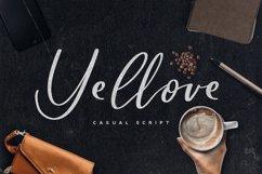 Yellove Duo - Fun Casual Handwriting Product Image 1