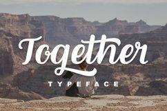Together Script Product Image 1