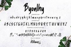 Jabawoky Stylish Handwritten Product Image 5