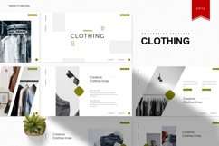 Chloting | Powerpoint Template Product Image 1