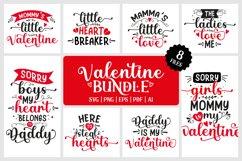 Valentine SVG Bundle V2  8 files Product Image 1
