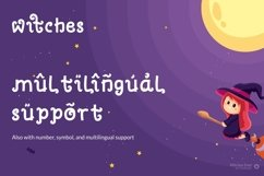 Witches - Spooky Quirky Font Product Image 6