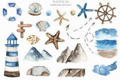 Nautical watercolor collection Product Image 3