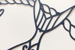Swallow Paper Cut, Nautical SVG Product Image 3