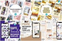 Elegant Canva Editable Social Media Template Bundle Product Image 5