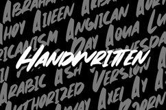 Web Font StreetChaos - Brush Fonts Product Image 3