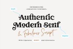 Creative Vintage Serif & Script fonts Product Image 2