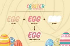 Web Font Eggster Display Product Image 2