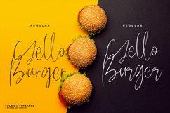 Delycious Script Restaurant Typeface Product Image 6
