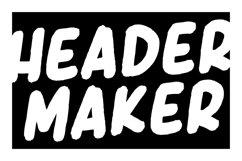 Header Maker Product Image 1
