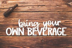 Before Forever - A Print & Script Duo Font Product Image 3