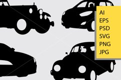 car transportation silhouette Product Image 2