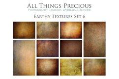 10 Fine Art Earthy Textures SET 6 Product Image 1
