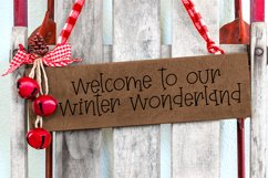 Winter Sparkle - A Hand-Written Serif Font Product Image 2