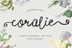 Coralie Typeface Product Image 1