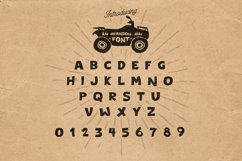 Web Font Branson Product Image 2