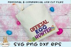 Official Egg Hunter Easter SVG Product Image 3