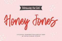 Cute Script Font - Honey Jones Product Image 1